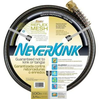 Neverkink 3/4 in. x 100 ft. Commercial Series 4000 Water Hose 9884 100