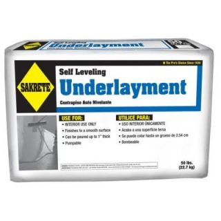 Oldcastle 50 lb. Gray Self Leveling Floor Resurfacer 65550022