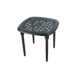 Hampton Bay Edington Patio Side Table 131 012 22ET
