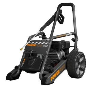 Powerplay Streetfighter 2600 PSI 2.3 GPM Honda GC160 Engine Annovi Reverberi Axial Pump Gas Pressure Washer SF126HH23ARNLQC