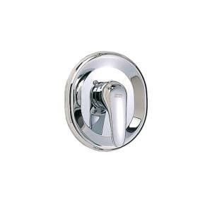 American Standard Seva 1 Handle Bath/Shower Valve Only Trim Kit in Polished Chrome (Valve Not Included) T480.500.002