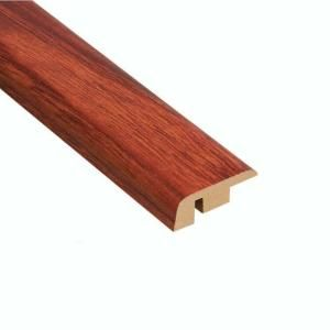 Home Legend Brazilian Cherry 11.13 mm Thick x 1 5/16 in. Wide x 94 in. Length Laminate Carpet Reducer Molding HL88CR