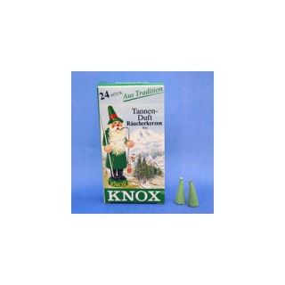 Club Pack of 240 Steinbach Christmas Pine Scented Incense Cones Decor