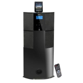 Pyle Watt Digital 2.1 Channel Home Theater Tower with Docking Station for iPod/iPhone/iPad (Black Glossy Color) DISCONTINUED PHST94IPGL