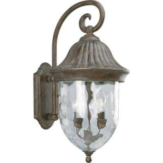 Progress Lighting Coventry Collection Fieldstone 2 light Wall Lantern P5829 87