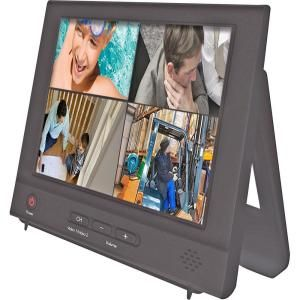 Night Owl 8 in. Color LCD Security Monitor with Audio NO 8LCD