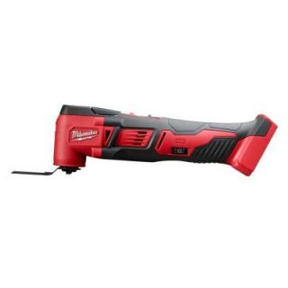 Milwaukee M18 18 Volt Lithium Ion Cordless Multi Tool (Bare Tool) 2626 20