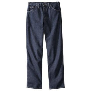 Dickies Mens Relaxed Fit Jean   Indigo Blue 42x32
