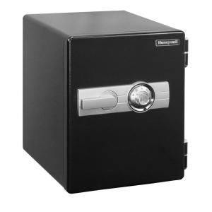 Honeywell 0.73 cu. ft. Fire Safe with Combination Dial Lock 2201