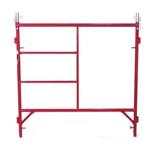 PRO SERIES 5 ft. x 5 ft. Standard Exterior Scaffold Frame with 2000 lb. Load Capacity 800357