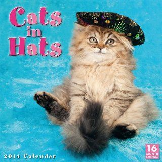 Cats in Hats   2014 Calendar