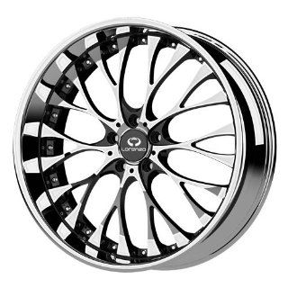 Lorenzo WL027 19x8 Chrome Wheel / Rim 5x4.5 with a 32mm Offset and a 72.60 Hub Bore. Partnumber WL02798012232 Automotive