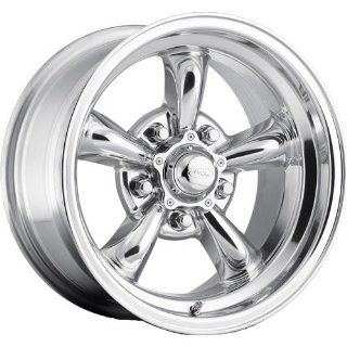 American Eagle 111 15 Chrome Wheel / Rim 5x4.5 with a  12mm Offset and a 82.80 Hub Bore. Partnumber 11165812 Automotive