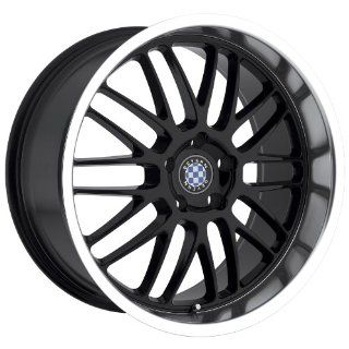 Beyern Mesh 19 Black Wheel / Rim 5x120 with a 15mm Offset and a 72.56 Hub Bore. Partnumber 1985BYM155120B72 Automotive