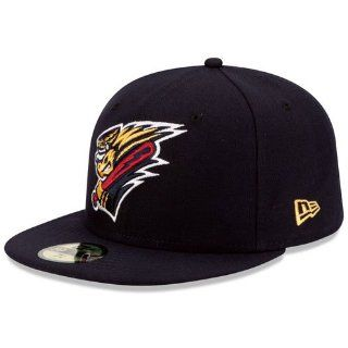 Scranton/Wilkes Barre RailRiders Authentic Alternate 1 Fitted Cap  Sports Fan Baseball Caps  Sports & Outdoors