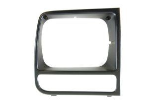 Genuine Jeep Cherokee/Wagoneer Passenger Side Headlight Door (Partslink Number CH2513157) Automotive