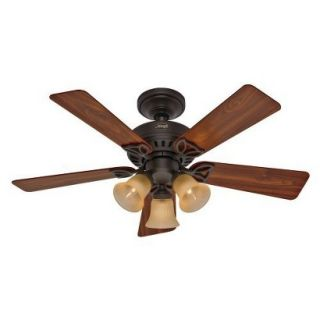 Hunter Fan Beacon Hill Ceiling Fan   Bronze (42)