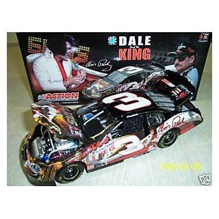 Dale Earnhardt Sr #3 Monte Carlo Dale & The King Elvis Presley Taking Care of Business 1/24 Scale Diecast Action Racing Collectables Hood, Trunk, Roof Flaps Open Limited Production Toys & Games