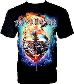 DREAM THEATER T SHIRT Fanshirt Schwarz Noir Black Gr XXL Sport & Freizeit