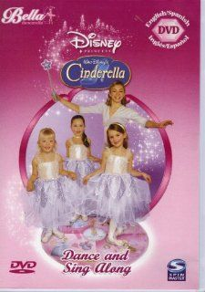 Disney Princess Cinderella Dance and Sing Along (Bella Dancerella) Movies & TV
