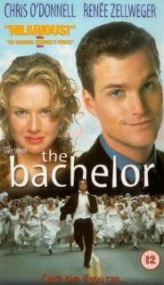 The Bachelor [VHS] Chris O'Donnell, Ren�e Zellweger, Artie Lange, Edward Asner, Hal Holbrook, James Cromwell, Marley Shelton, Peter Ustinov, Katharine Towne, Rebecca Cross, Stacy Edwards, Mariah Carey, Gary Sinyor, Bing Howenstein, Clyde Bruckman, Jea