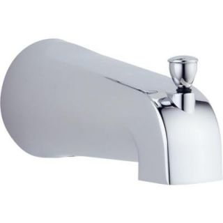 Delta Foundations Pull up Diverter Tub Spout in Chrome RP64721