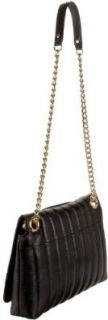 Kate Spade Gold Coast Evangeline Shoulder Bag,Black,one size Shoes