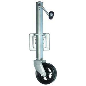800 lb. Swing Away Trailer Jack with 6 in. Wheel BR59212
