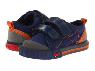 See Kai Run Kids Calder Boys Shoes (Navy)
