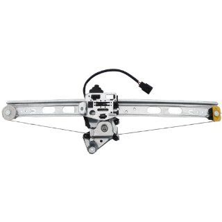 ACDelco 11A137 Professional Rear Side Door Window Regulator Assembly Automotive