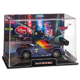 Disney / Pixar CARS 2 Movie Exclusive 148 Die Cast Car In Plastic Case Max Schnell Toys & Games