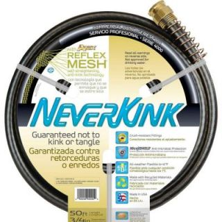 Neverkink 3/4 in. x 50 ft. Commercial Duty Series 4000 Water Hose 9884 50