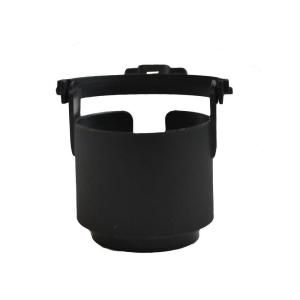 Attwood Self Level Drink Holder   Black 11635 4