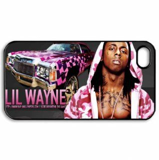 Iphone4/4S cover Lil Wayne Hard Silicone Case Cell Phones & Accessories