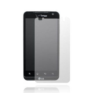 ANTI GLARE LCD Screen Protector Cover Kit For LG Revolution VS910 Cell Phones & Accessories