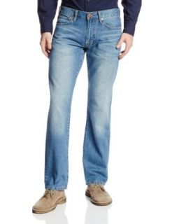 Lucky Brand Men's 221 Original Straight Leg Jean in Katmai at  Men�s Clothing store