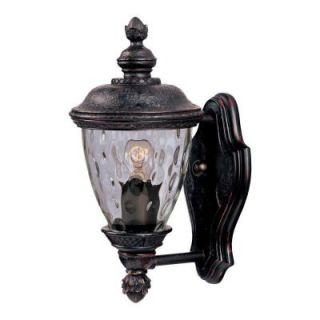 Filament Design Infinite Wall Mount 1 Light Outdoor Bronze Incandescent Lantern HD MA42342227