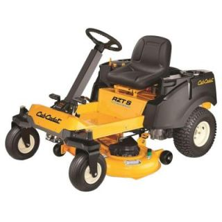 Cub Cadet RZT S 42 in. 22 HP Kohler V Twin Dual Hydrostatic Zero Turn Riding Mower with Steering Wheel Control RZT S 42