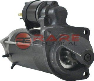 NEW STARTER MOTOR NEW HOLLAND WHEEL LOADER LW110B LW130B 0 001 231 027 IS1095 Automotive