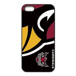 Unique Design New Style NFL Team Logo Iphone 5 5S Rubber Case Cell Phones & Accessories
