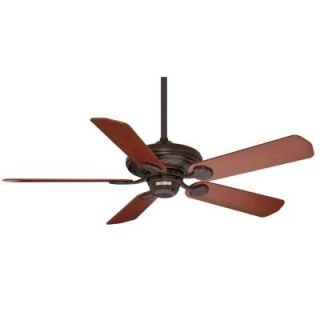 Casablanca Capistrano 53 in. Oil Rubbed Bronze 3 Speed Ceiling Fan DISCONTINUED 46U73D