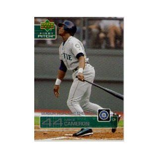 2003 Upper Deck First Pitch #264 Mike Cameron SH CL Sports Collectibles