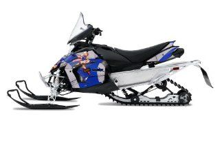 AMR Racing Yamaha Phazer RTX Gt Sled Snowmobile Graphics Decal Kit Tbomber  Automotive