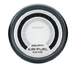 Auto Meter 5775 Phantom Electric Air Fuel Ratio Gauge Automotive
