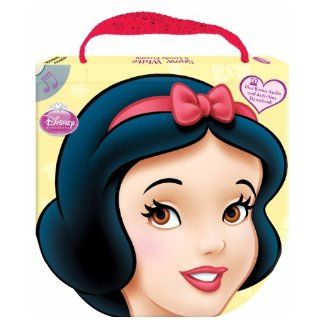 Disney Princess Snow White A Very Busy Day (Read, Play & Go with audio CD, easy to  audio book and printable activities) (Disney Princesa (Studio Mouse)) Studio Mouse 9781590699201 Books