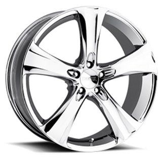 "Boss Motorsports 328 Chrome Wheel (18x8""/5x4.5"") Automotive"