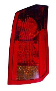 Depo 332 1946L AS SR Cadillac CTS Driver Side Replacement Taillight Assembly Automotive