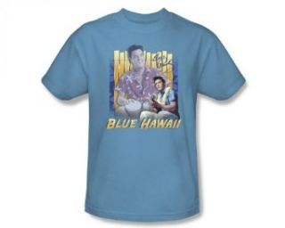 Elvis Presley Blue Hawaii Legend Classic Music T Shirt Tee Clothing