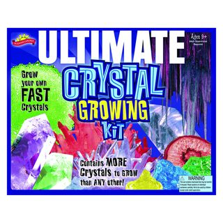Scientific Explorer Ultimate Crystal Growing Kit Scientific Explorer Science Kits