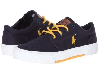 Polo Ralph Lauren Kids Faxon II Boys Shoes (Brown)